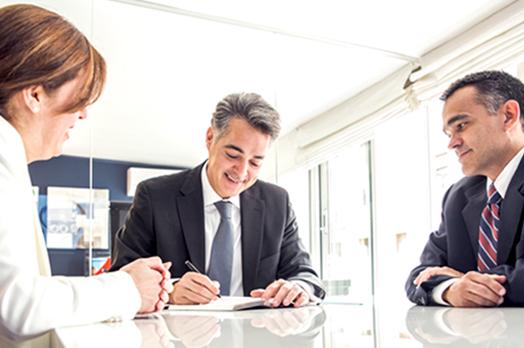reunión cliente ocp legal counsels