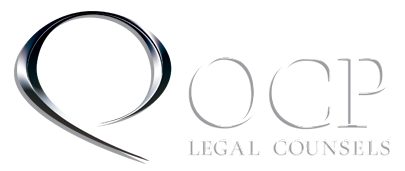 OCP Legal Counsels